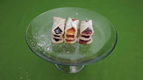 Jam Kolaches Allrecipes.com | Food CAKES / PIES | Pinterest