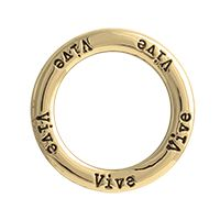 Gold Vive Long live style! Bring your locket to life with the Gold Vive Screen.