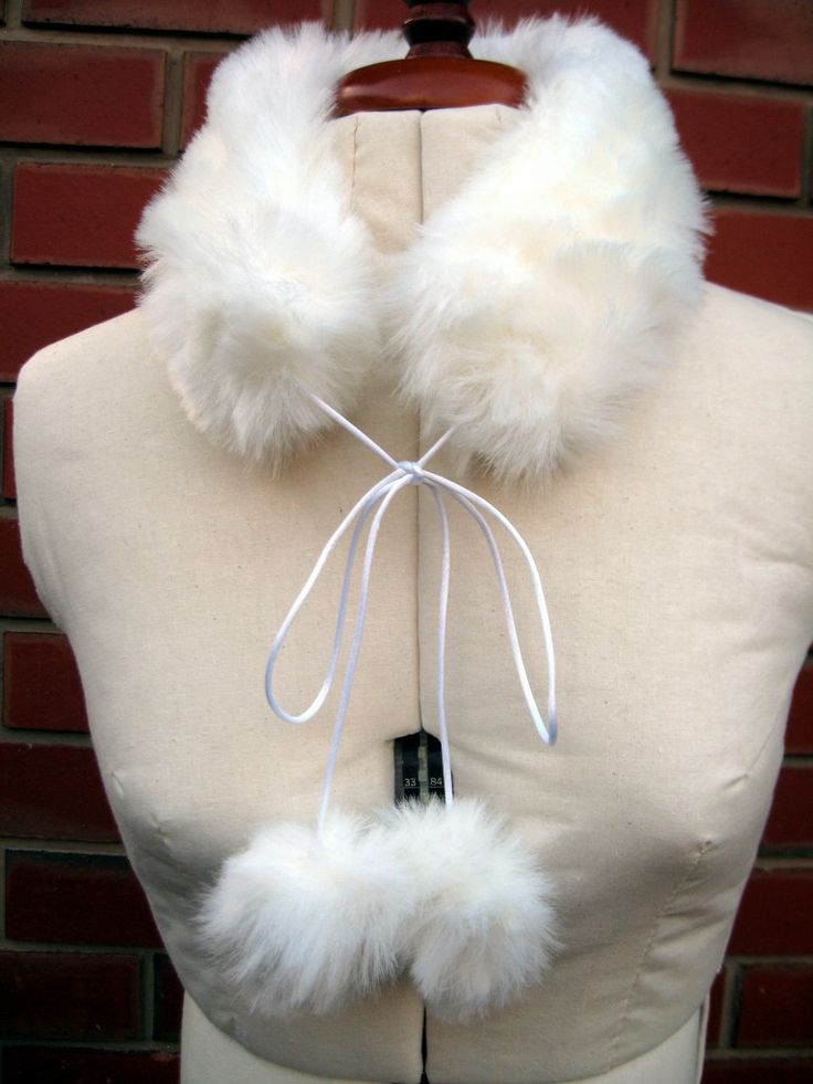 17 best images about fur crafts on pinterest fur scarves for Furry craft