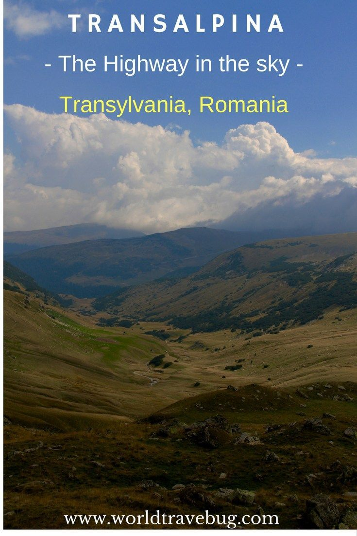 Transalpina is the highest and the most spectacular road in Romania. However the highway in the sky is not for the faint hearted...