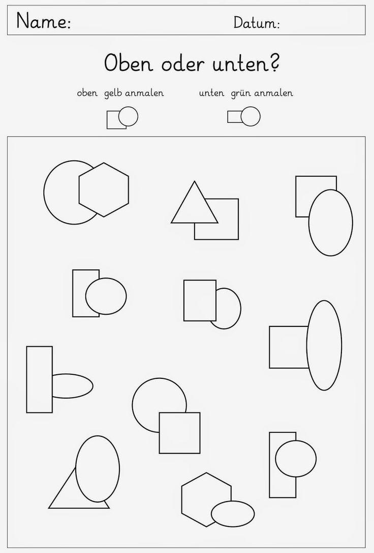 Lernstübchen: oben und unten