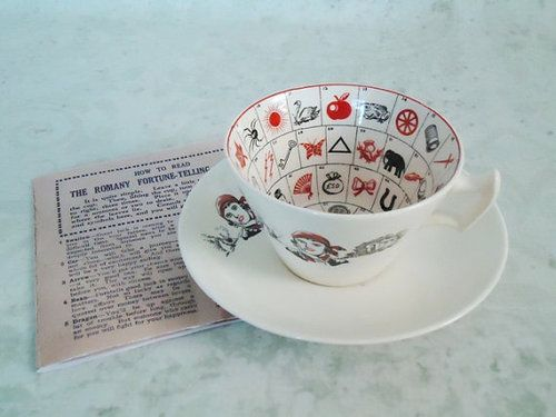 floating tea cup instructions