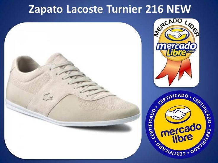 Deportivos Fair Play: Tenis - Zapatos Lacoste Turnier 216 New Originales...