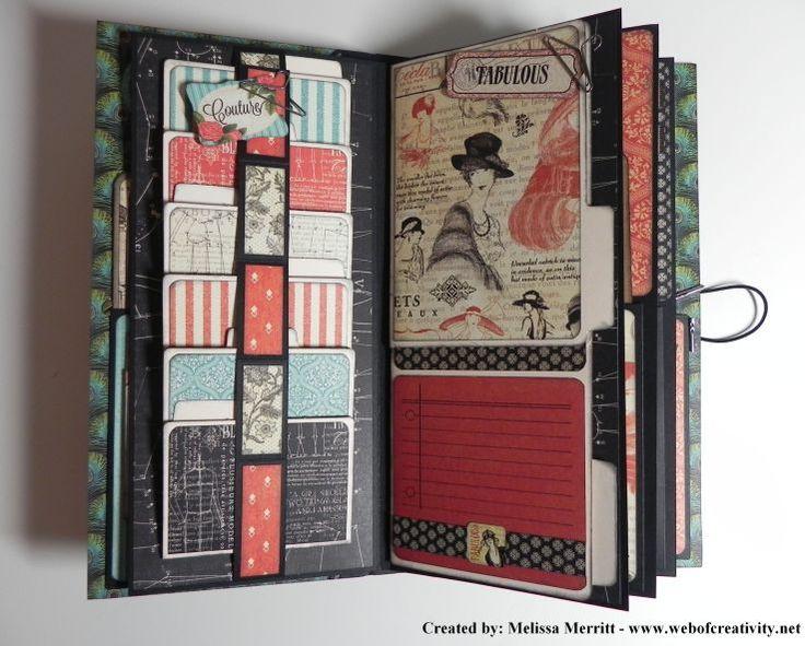 """Folders Galore"" Mini/Journal Album"