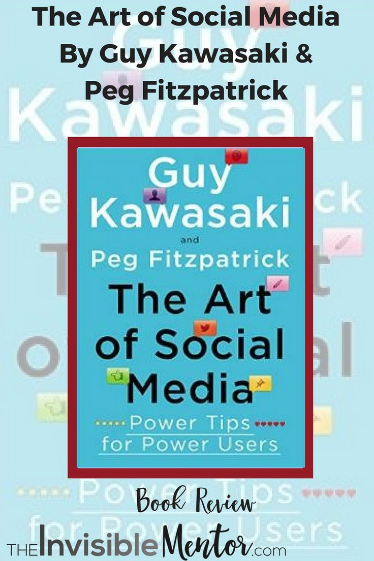 I read the Art of Social Media a few years ago, and I learned so much. The book is loaded with many tools and resources to streamline social media. If you are looking to get more from your social media, click through to read my article, The Art of Social Media by Guy Kawasaki & Peg Fitzpatrick, Book Review.