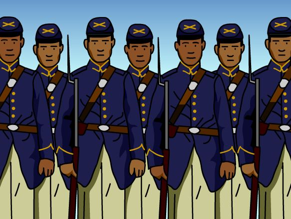 GENERAL (Grades 3-12): This animated video from BrainPOP will introduce readers to basic background information regarding the American Civil War, which will provide a context for the poetry in this CERCA set.