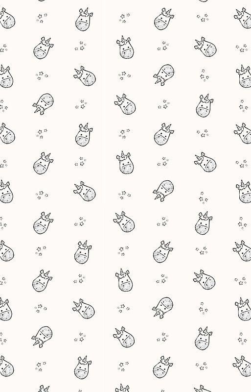 unicorn pattern by -vovs-