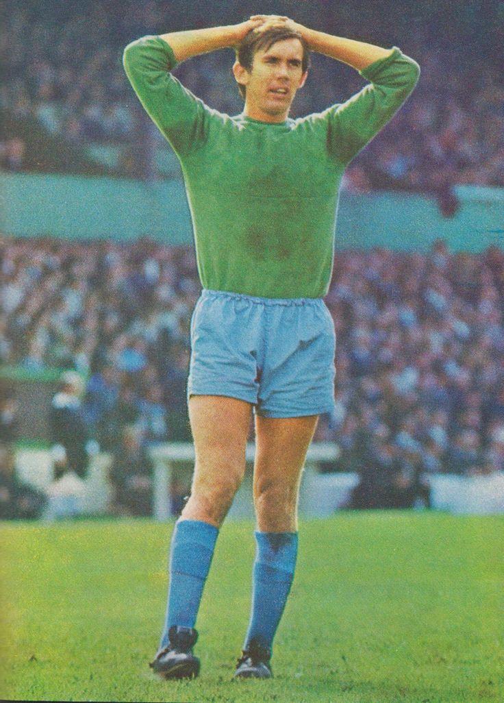 Bill Glazier Coventry City 1969