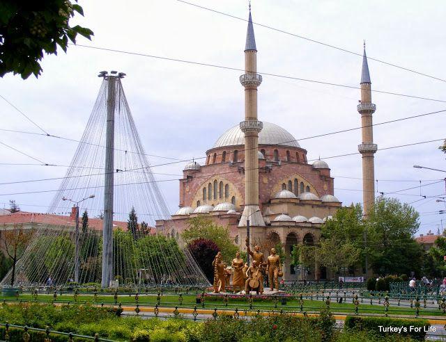 Reşadiye Camii, #Eskişehir, #Turkey