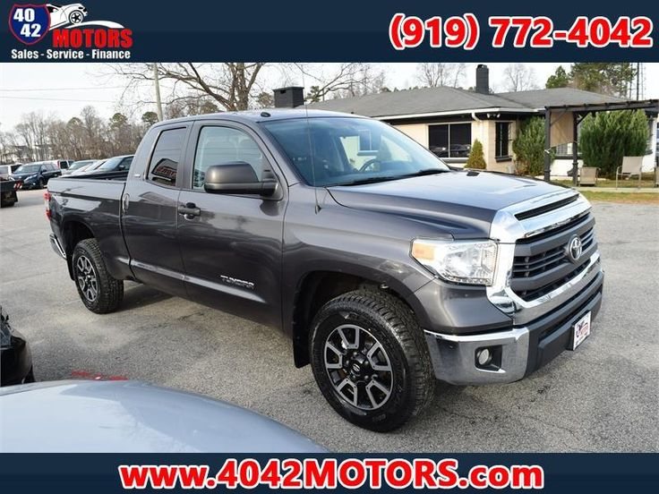 2014 TOYOTA TUNDRA for sale at 40 42 Motors