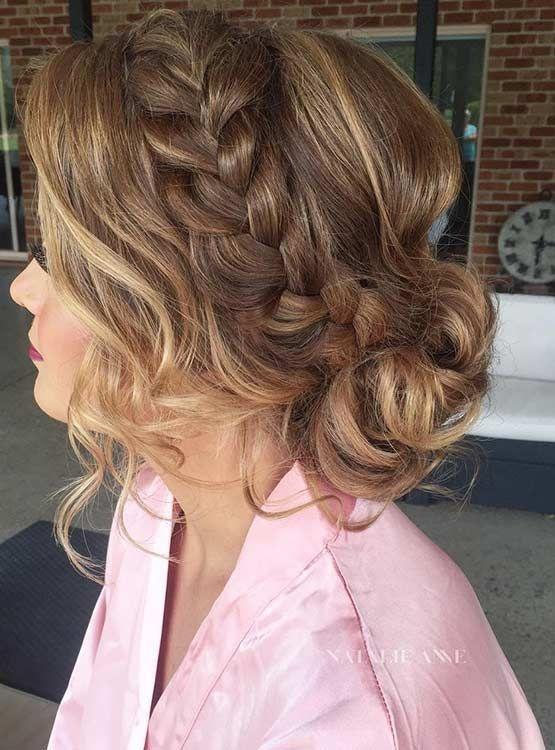27 wunderschöne Frisuren für lange Haare   – Haare Make up