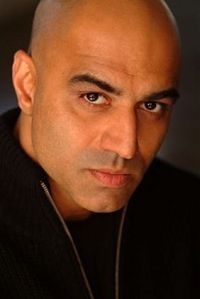 Faran Tahir - beautiful eyes.