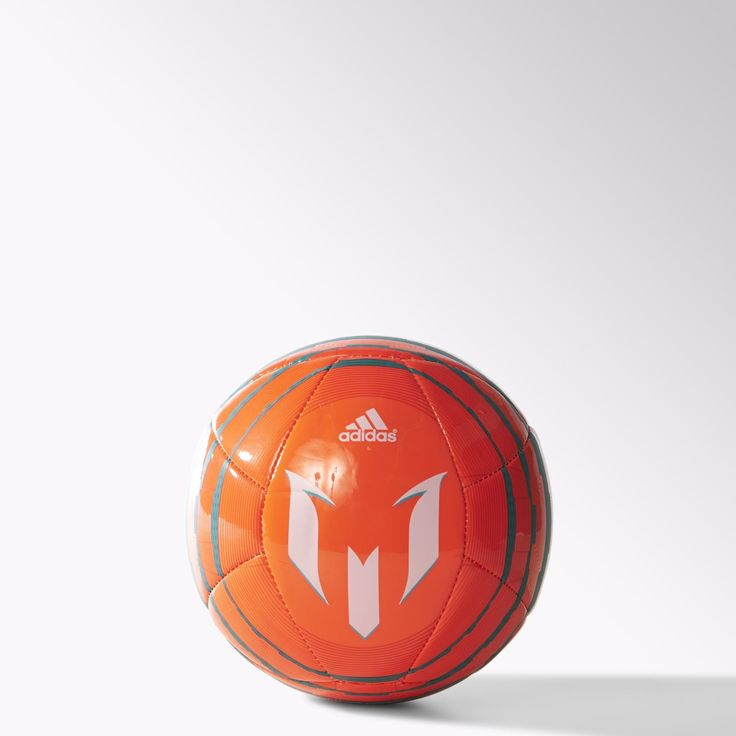 When Messi moves, it can seem like the ball is attached to his foot. You can hone your own game in his style with this mini soccer ball. Showing off bold Messi graphics, it features a machine-stitched body and a durable butyl bladder.