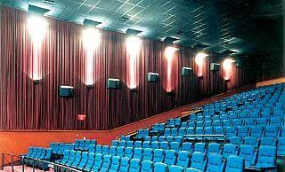 Cinema no shopping Dom Pedro em Campinas.