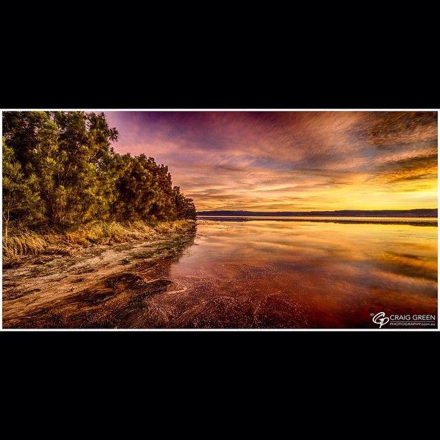 Sunset / Primbee, South Coast NSW  http://fb.com/CraigGreenPhotography