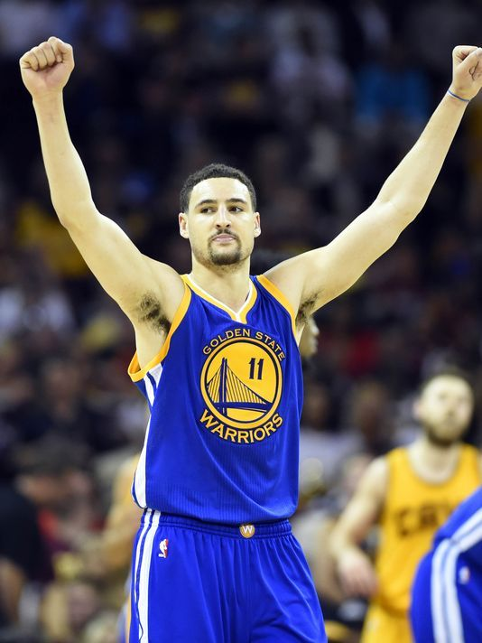 Could Klay Thompson be an MVP candidate this year?