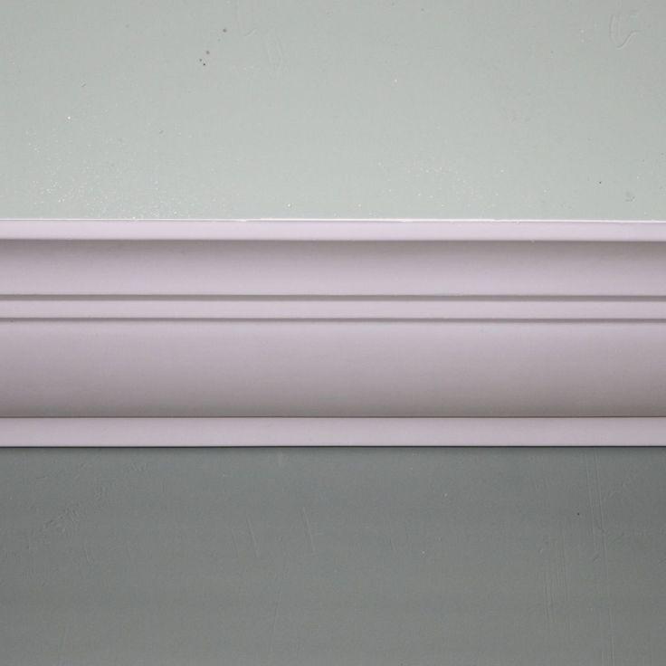 Plaster Coving Greek Ogee 95mm 1