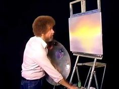 Bob Ross Winter Oval - The Joy of Painting (Season 9 Episode 5) ★ || CHARACTER DESIGN REFERENCES (https://www.facebook.com/CharacterDesignReferences & https://www.pinterest.com/characterdesigh) • Love Character Design? Join the #CDChallenge (link→ https://www.facebook.com/groups/CharacterDesignChallenge) Share your unique vision of a theme, promote your art in a community of over 25.000 artists! || ★