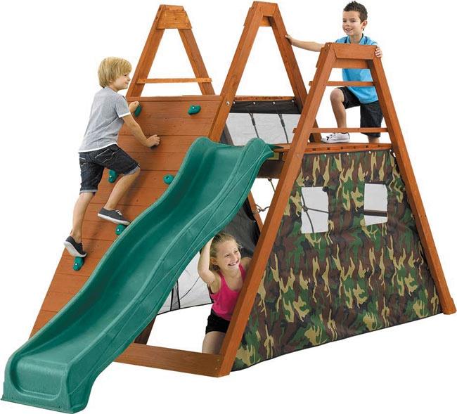 Outdoor Climbing Toys : Best climbing frames etc images on pinterest