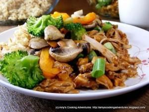 Cashew Chicken by manuela