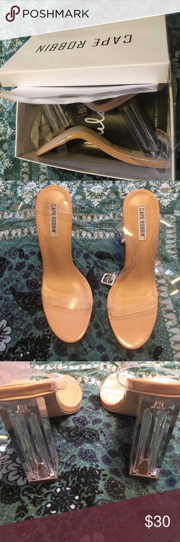 YEEZY LOOK ALIKE HEELS Cleared heels, never worn, purchased from lulus.com #yeezy #kanyewest #trendy #kendalljenner #kyliejenner #kimkardashian #kardashians #jenners Lulu's Shoes Heels