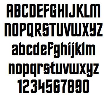 This looks mighty similar to the font called Star Trek (see below)  @ Gustavo. I thought Top Picks were supposed to be O...