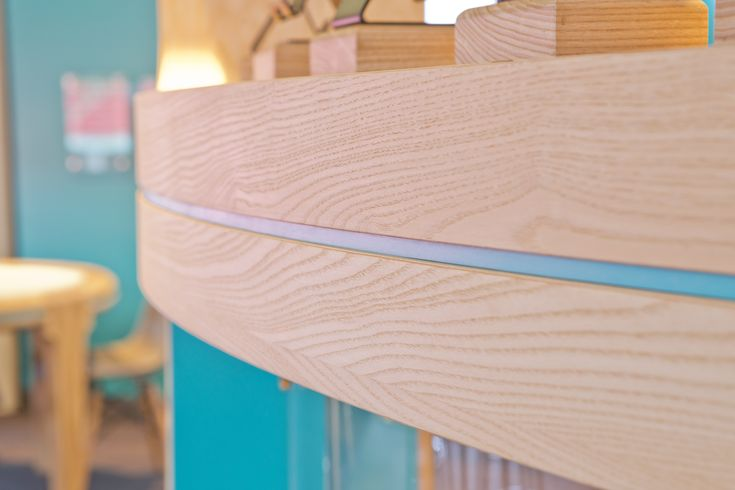 Display cabinet detail at Wembley Stadium - designed and built by Firecracker Works March 2014