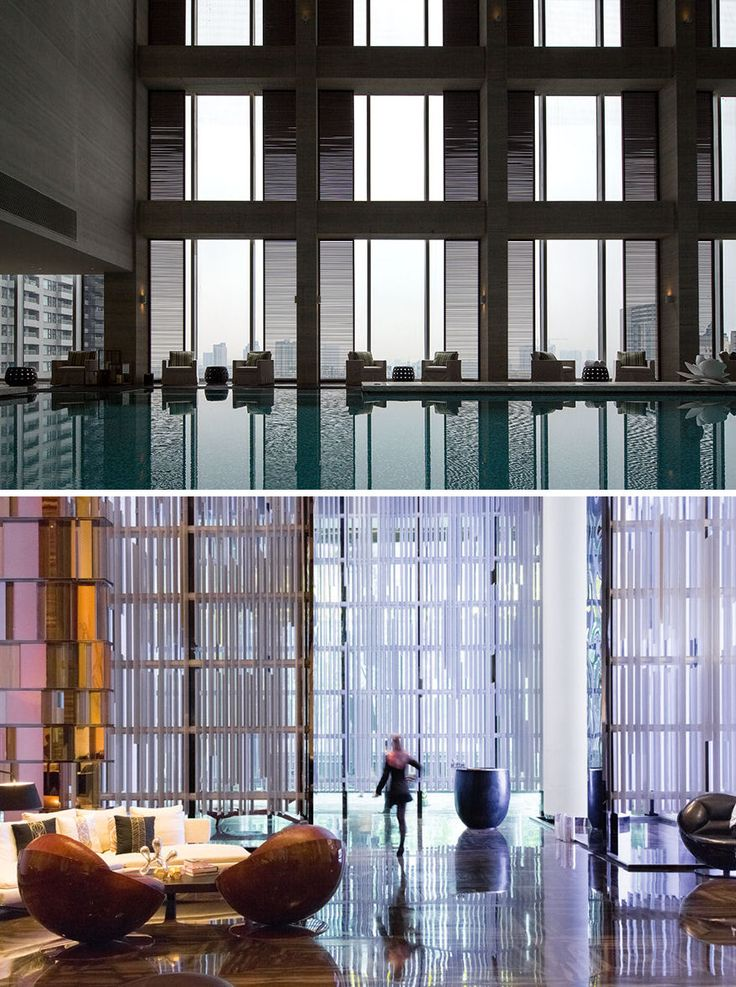 W Guangzhou Hotel & Residences by Rocco Design Architects Limited in Guangzhou, China