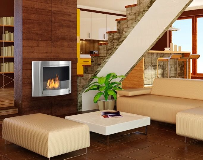 348 best No Chimney Fireplaces images on Pinterest | Electric ...
