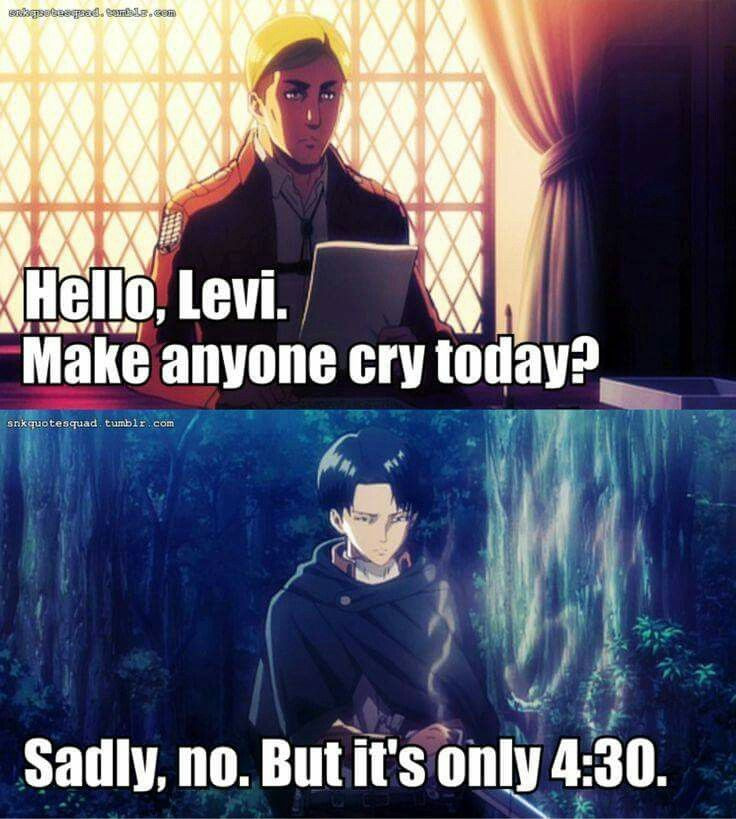 I'm sure you will Levi...