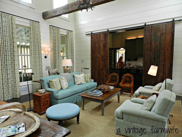 Awesome A Vintage Farmwife: 2013 Southern Living Idea House Nashville.