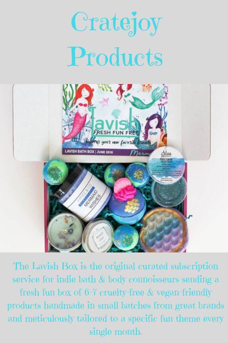 3c0adf503705 Lavish Bath Box