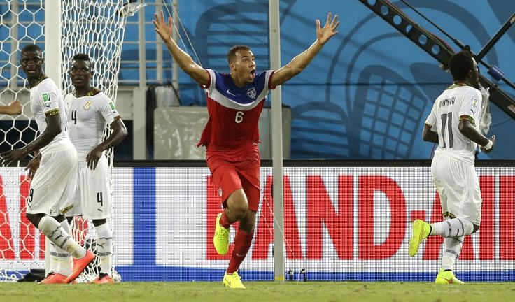John Brooks gets U.S. headed in right direction in 2-1 win over Ghana http://www.latimes.com/sports/soccer/la-sp-us-ghana-world-cup-20140617-story.html
