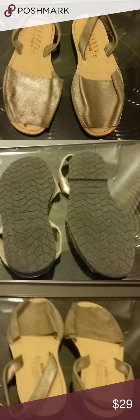 Jeffrey campbell sandals Jeffrey campbell leather sandals size 41 made in Spain jeffrey campbell  Shoes Sandals