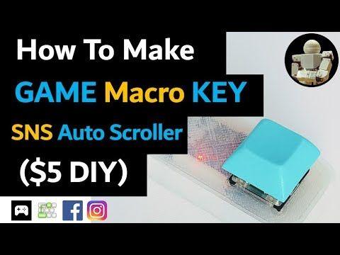 Arduino Project ] DIY Shortcut Keyboard (cheaper than $5 How to make
