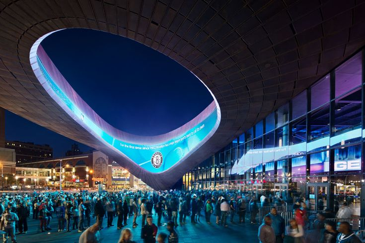 SHoP architects + AECOM: barclays center