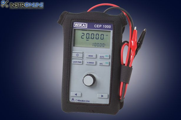 The #Precision_Loop_Calibrator CEP1000 provides significantly extended performance when compared to any competitive calibrator. With an accuracy of 0.015 % of reading, with 0.001 mA resolution.  #instronline_supplier_Precision_Loop_Calibrator  #Precision_Loop_Calibrator_Exporter