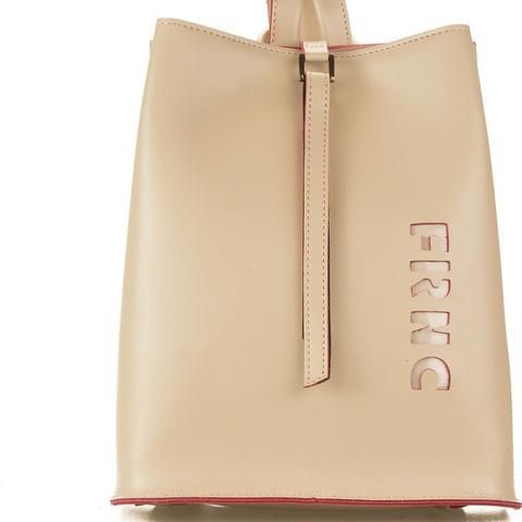 Handmade Backpack from Leather FRNC summer collection