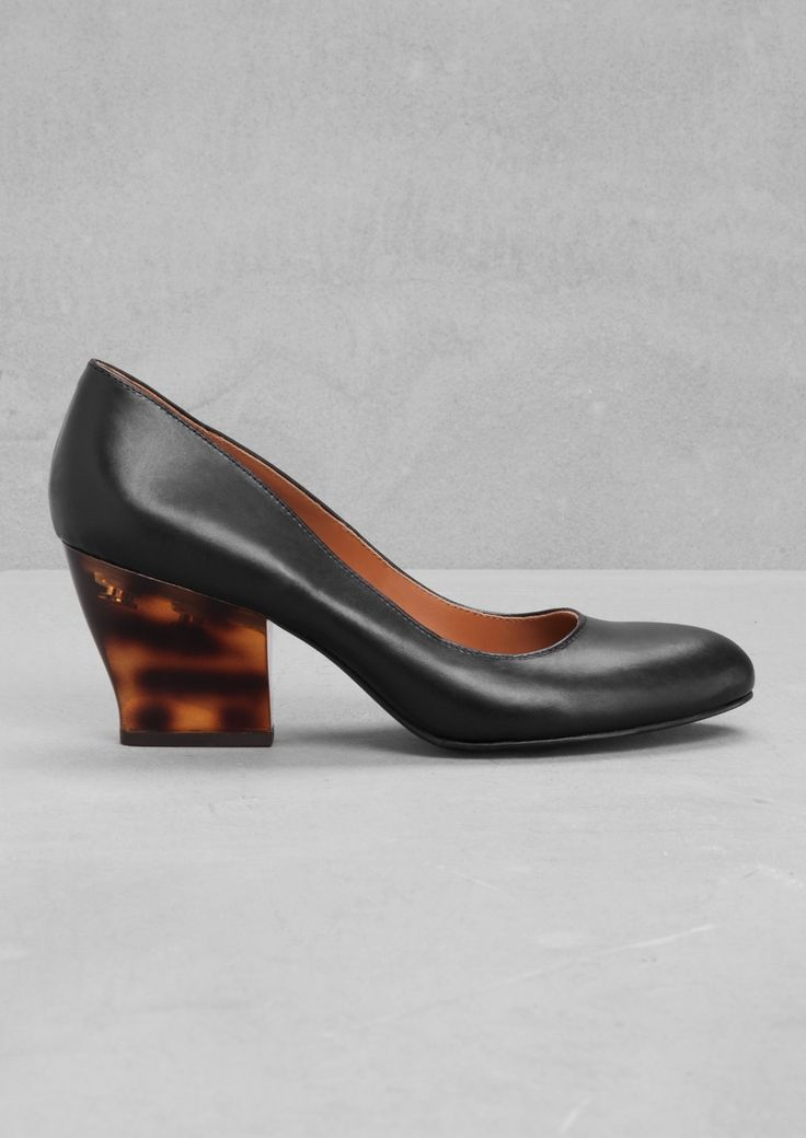 & Other Stories | Leather Pumps