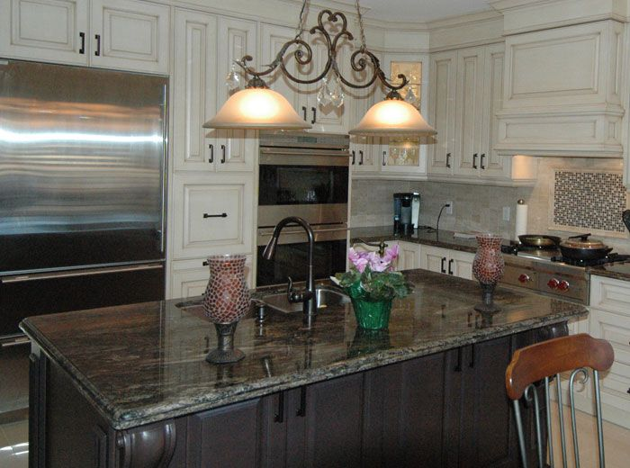 Elegant Custom Kitchen Cabinets Nyc