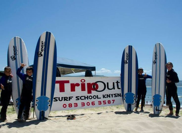 Check out the Surf School at 'Buffalo Bay'... lessons run all day inclusive of boards & wet-suits... great VFM