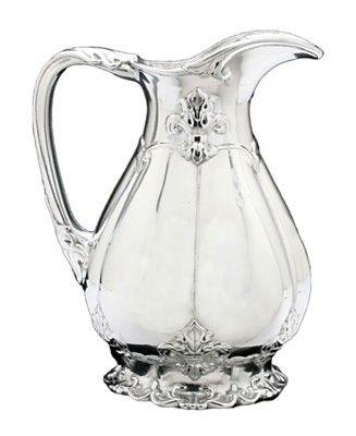 And the Fleur de Lis pitcher...wow!<3