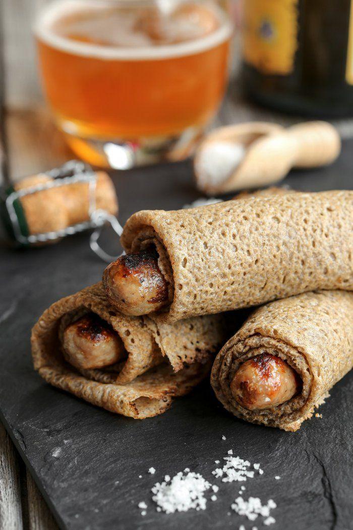 La vraie recette de la galette saucisse comme en Bretagne