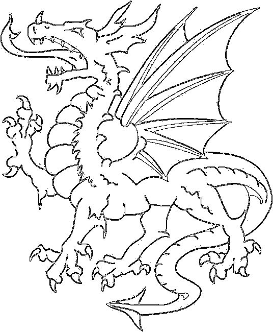 Best Knights & Dragons Coloring Books & Free Coloring Pages