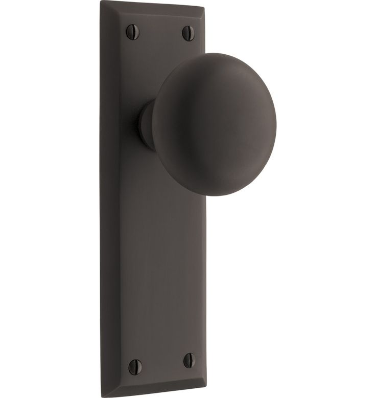 putman classic knob interior door set