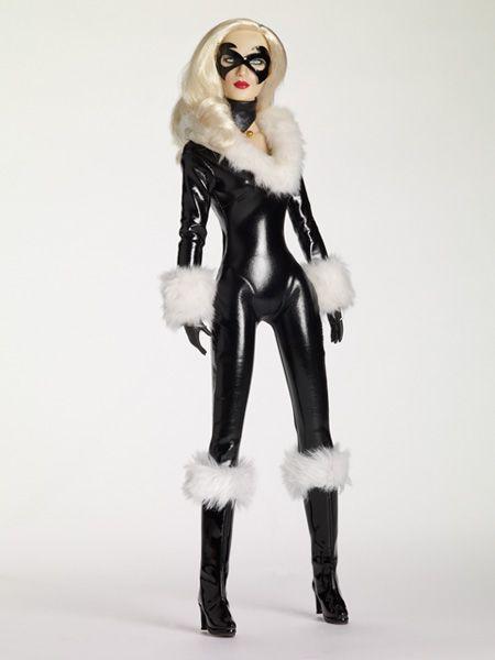 Black Cat From Marvel Comics By Tonner Dolls Dolls