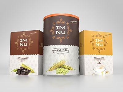 Im Nu Packaging : Julian Hrankov