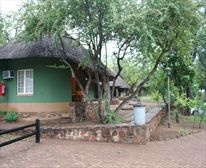 Bungalow at Olifants Restcamp