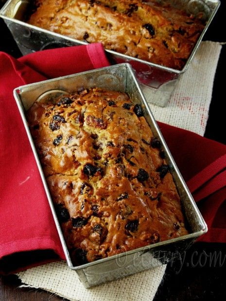 An Updated Fruit Cake