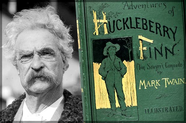 racism in the adventure of huckleberry Death and humor in mark twain's the adventures of huckleberry finn death and humor in huckleberry finn huckleberry finn can be read as a boy's adventure novel, as a work of serious.